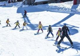Kids Ski Lessons (7-12 y.) - First Timer