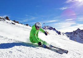 Ski Instructor Private for Adults - All Levels & Ages