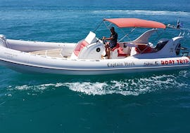 Private Boat Trip with Snorkeling from Heraklion