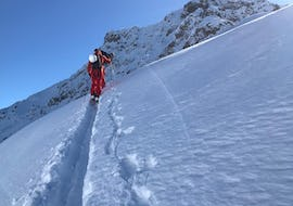 "Ski Touring Group ""Beginner-Tour & Harschbichl"" - All Levels"
