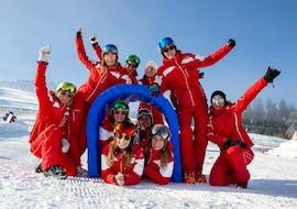 Kids Ski Lessons (4-9 y.) for All Levels - Half-Day with Snow Sports School Eichenhof St. Johann