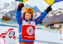 """Valles"" Ski lessons for Kids (4-9 years) - All Levels"