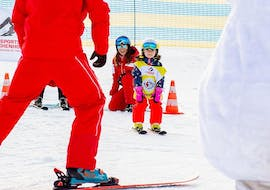 """Kids Ski Lessons """"Bambini MAX 4"""" (2-3 y.) for Beginners"""