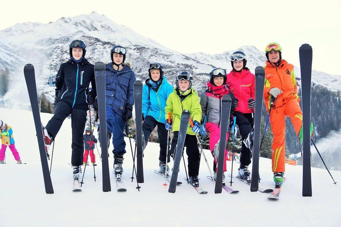 Skilessen voor kinderen vanaf 13 jaar voor alle niveaus