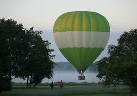 """Balloon Ride """"Châteaux de la Loire"""" - Contres"""