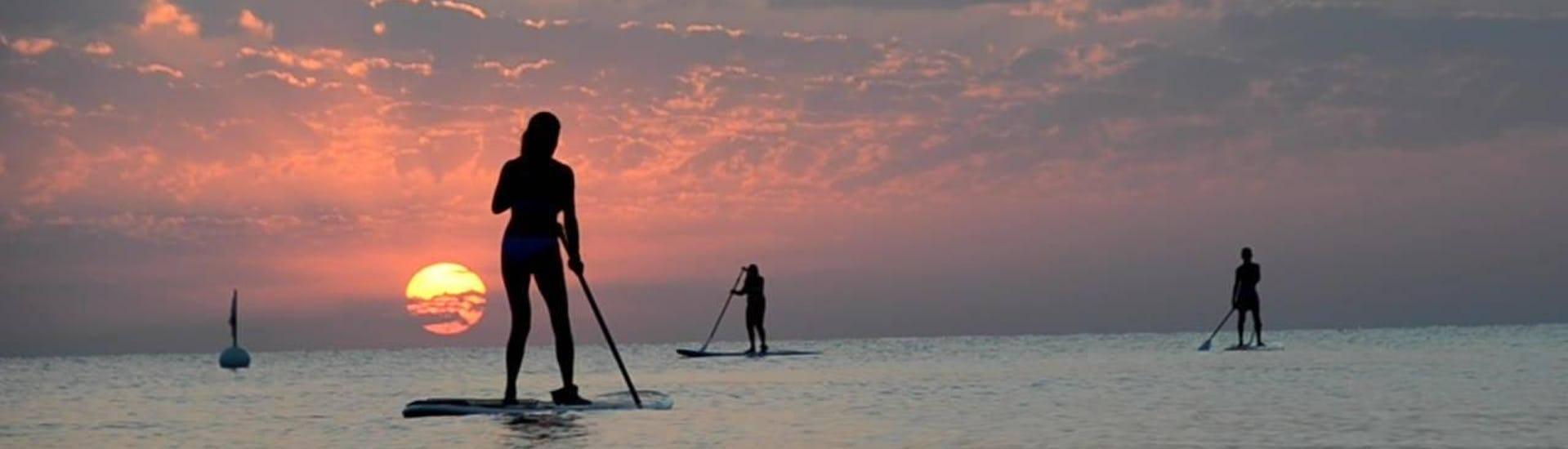 SUP Lesson for Kids & Adults - Beginners