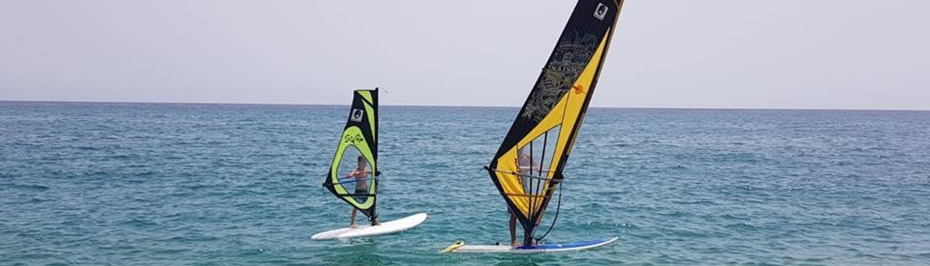 Windsurfing Lessons for Kids & Adults - Beginner