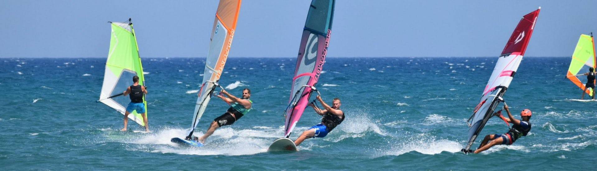 Private Windsurfing Lessons for Adults - Advanced