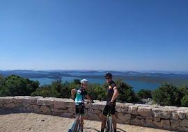 Escursione in mountain bike a Vodizze