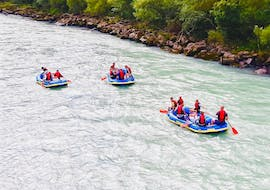 Easy Self-Guided Rafting on the Drau River - City Tour