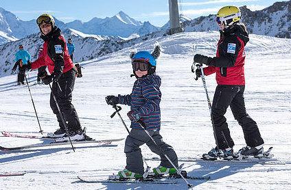 Cours particulier de ski Enfants (dès 3 ans)
