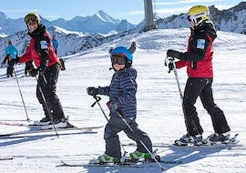Private Ski Lesson for Kids (from 3 years) - All Levels