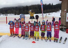 """Kids Ski Lessons """"Full Day"""" (3-12 y.) for All Levels"""