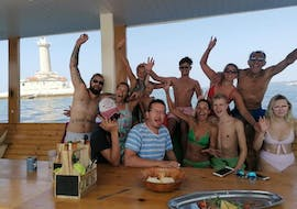 Boat Trip to Natural Park Kamenjak with Lunch and Swimming with Rio Boat Pula