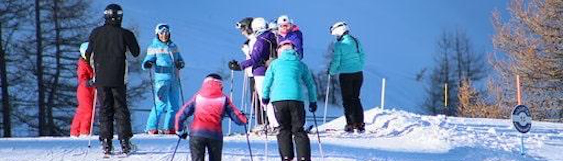 Ski Lessons for Adults - Without Experience