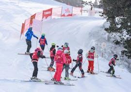 Kids Ski Lessons (4-14 y.) - Christmas - Beginner