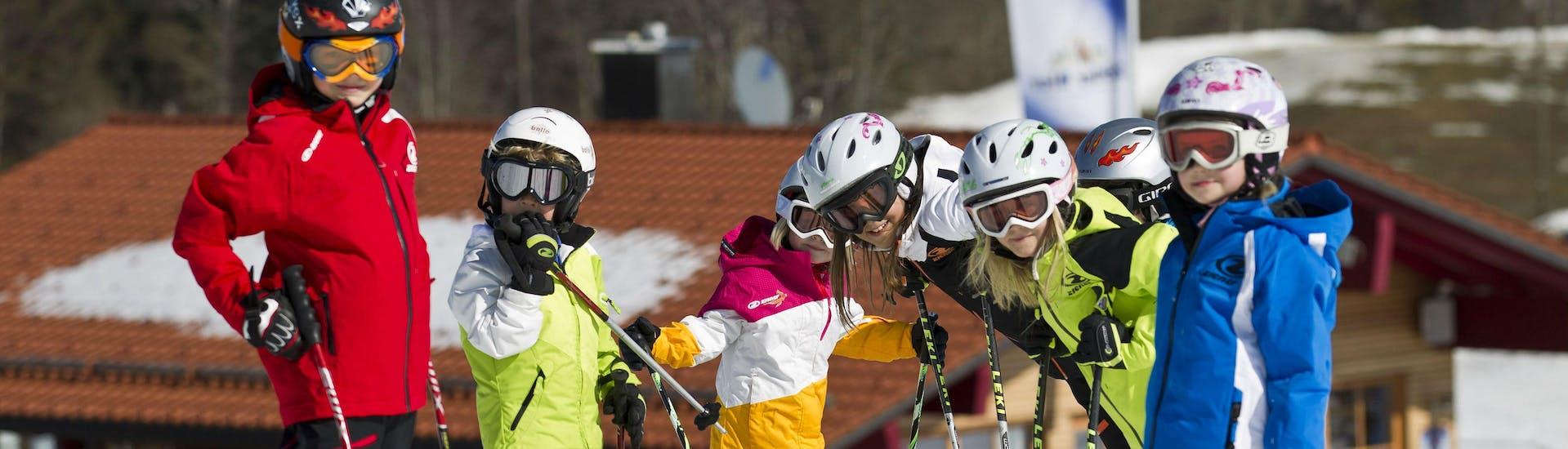 Cours particulier de ski Enfants pour Tous niveaux avec Kristall Schischule - Hero image