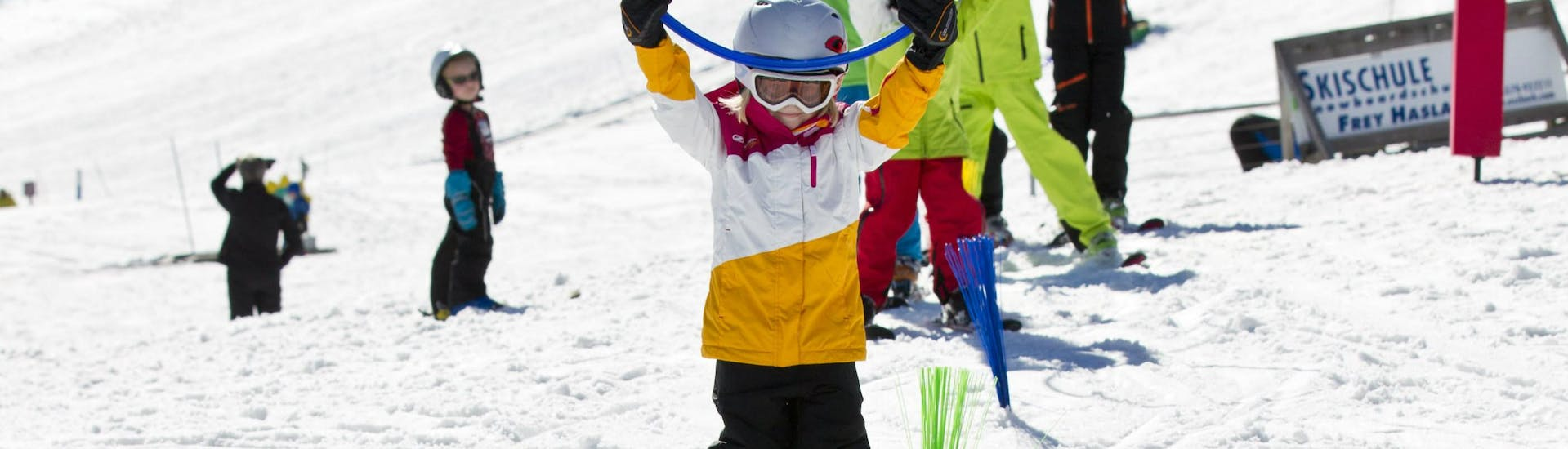 Ski Lessons for Kids (from 4 years) - All Levels