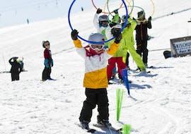 Skilessen voor kinderen voor alle niveaus met Kristall Schischule