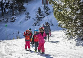 Kids Ski Lessons (4-14 years) - All Levels