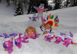 """Ski-kleuterschool """"Mini-Club"""" (1-2 jaar)"""