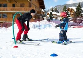 "Ski Lessons ""Kids Club"" (3-5 years) - Beginner"