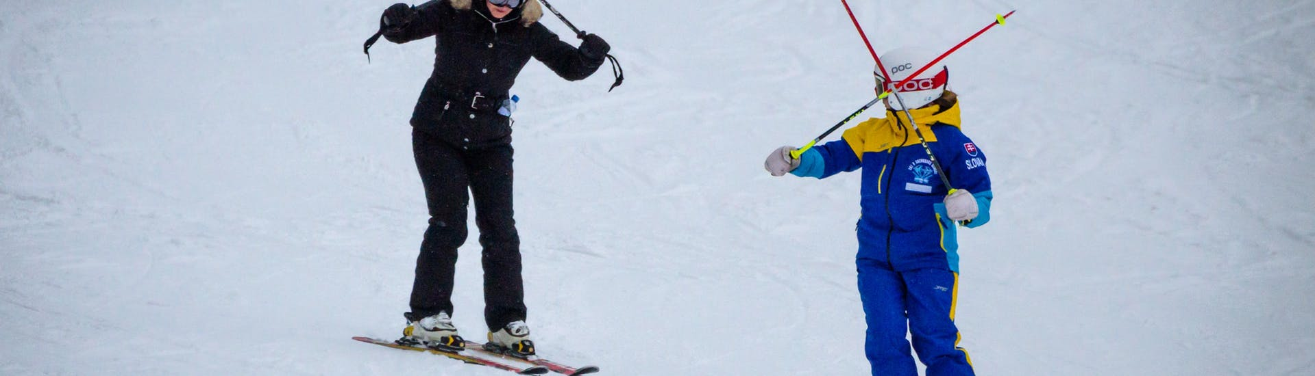 Privé skilessen voor volwassenen voor alle niveaus met Crystal Ski  Demänovská Dolina - Hero image