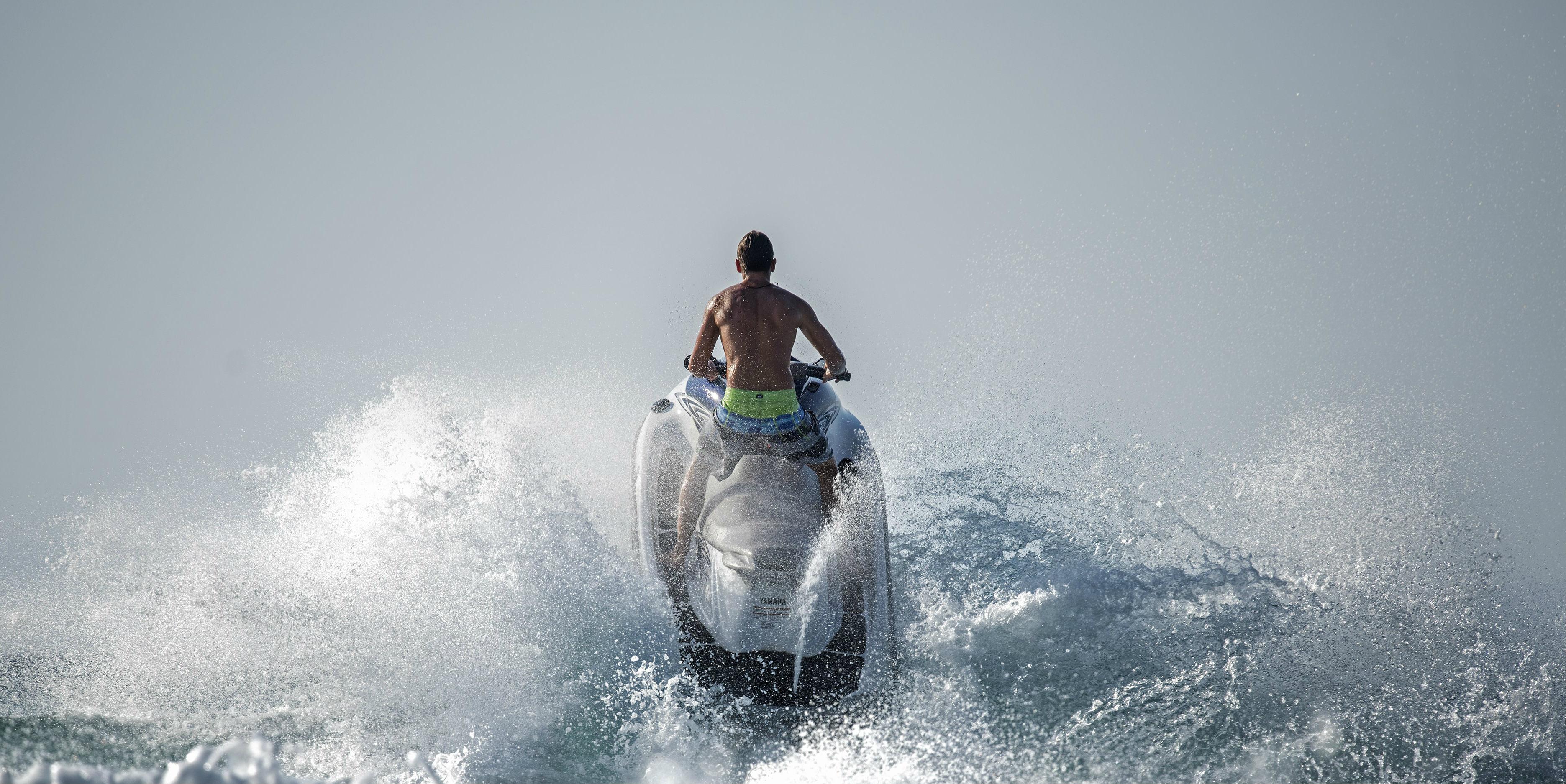 Jet Ski at Ixia Beach - 30 Minutes