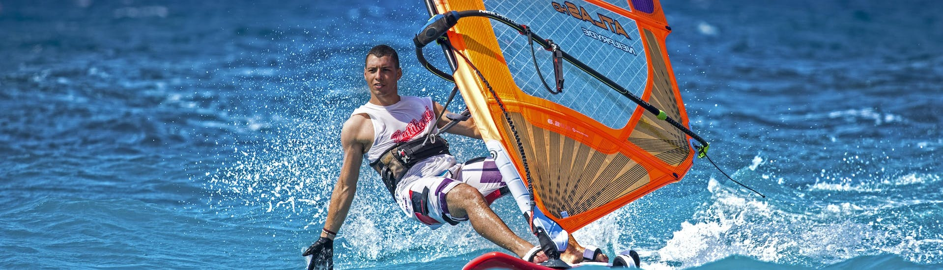 Private Windsurfing Lessons for Kids & Adults - Advanced