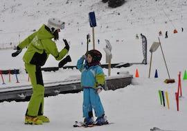 Kids Ski Lessons (from 4 years) - Beginner
