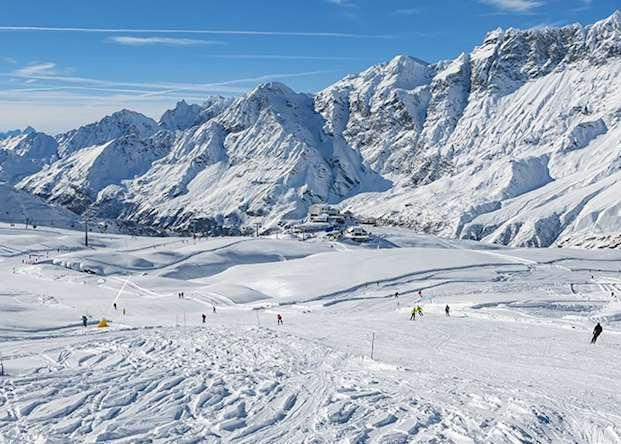 Moniteur de Ski Privé Journée pour Adultes/Enfants