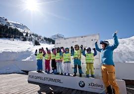 """Skilessen voor kinderen """"Bambini"""" (3-4 jaar) voor Beginners met Ski- und Snowboardschule Warth"""
