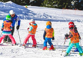 Kids Ski Lessons (4-6 y.) - All Levels