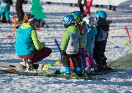 Ski Lessons for Kids (7-15 years)