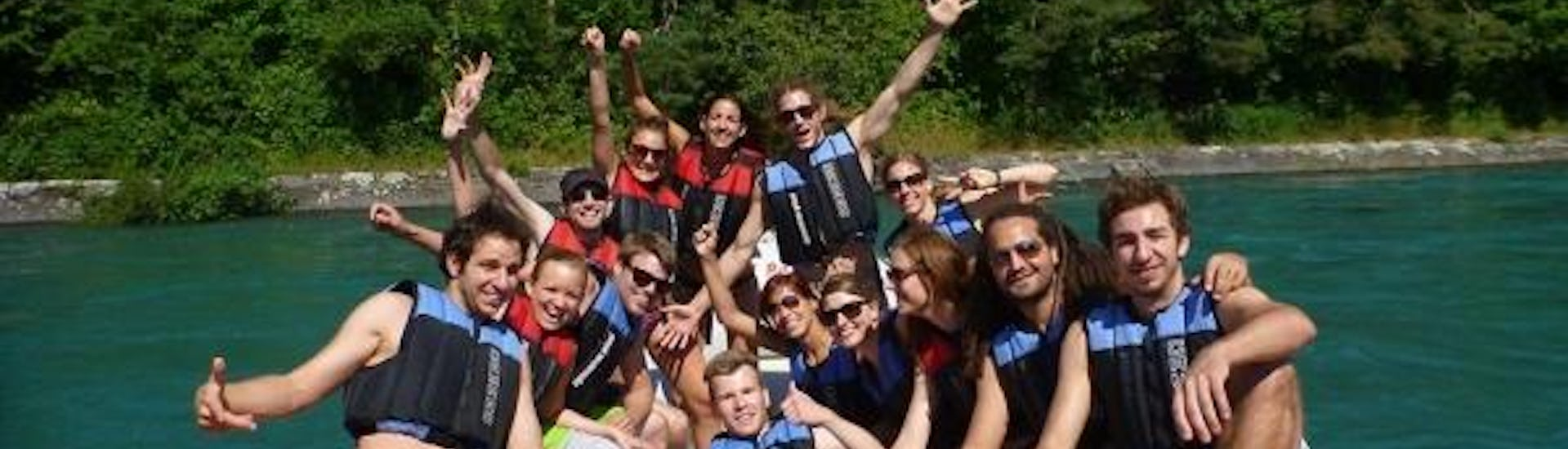 """Rafting """"Relaxed"""" - Aare"""