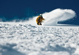 Off-Piste Skiing Lessons - All Ages & Levels
