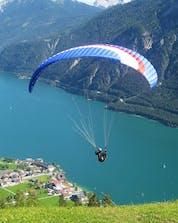 Paragliding Achensee (c) Pixabay