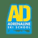 Logo Adrenaline École de Ski Verbier