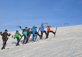 Ski Lessons for Teens & Adults - High Season - Beginner