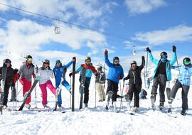 Ski Lessons for Teens & Adults - Morning - First Timer