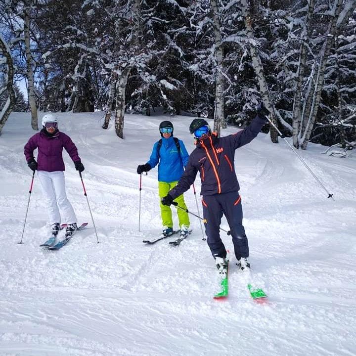 Cours de ski Ados & Adultes pour Débutants