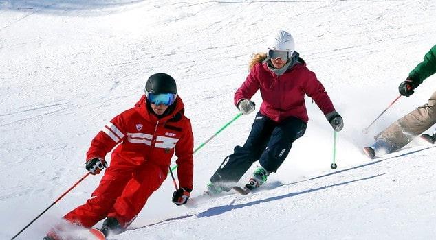 Premier Cours de ski Adultes