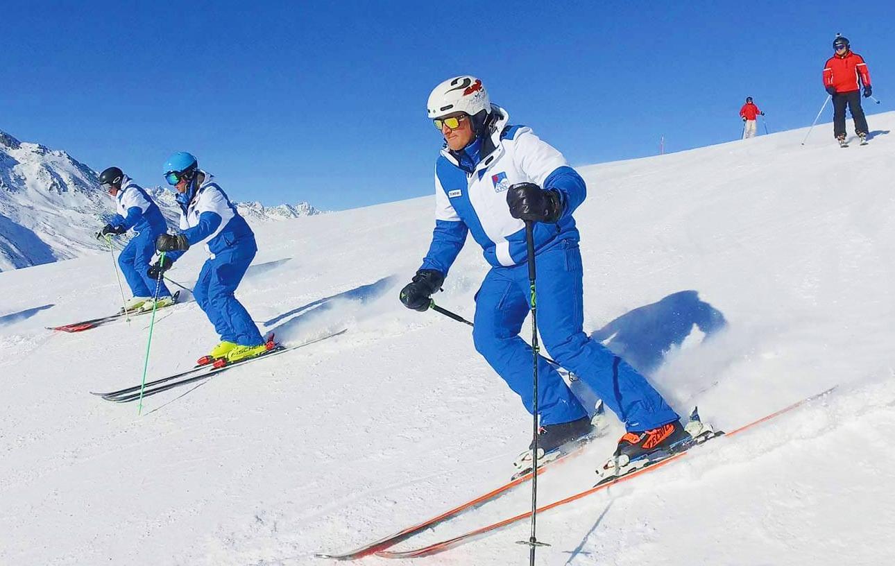 Cours de ski Adultes dès 5 ans - Expérimentés