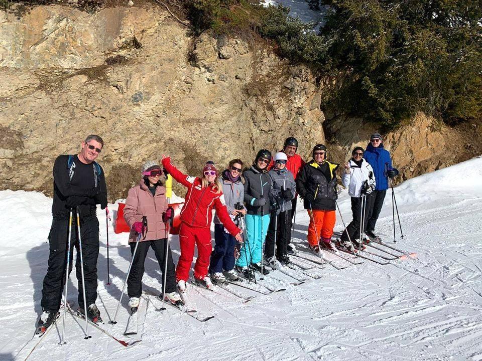 Cours de ski Adultes (dès 13 ans) pour Tous niveaux