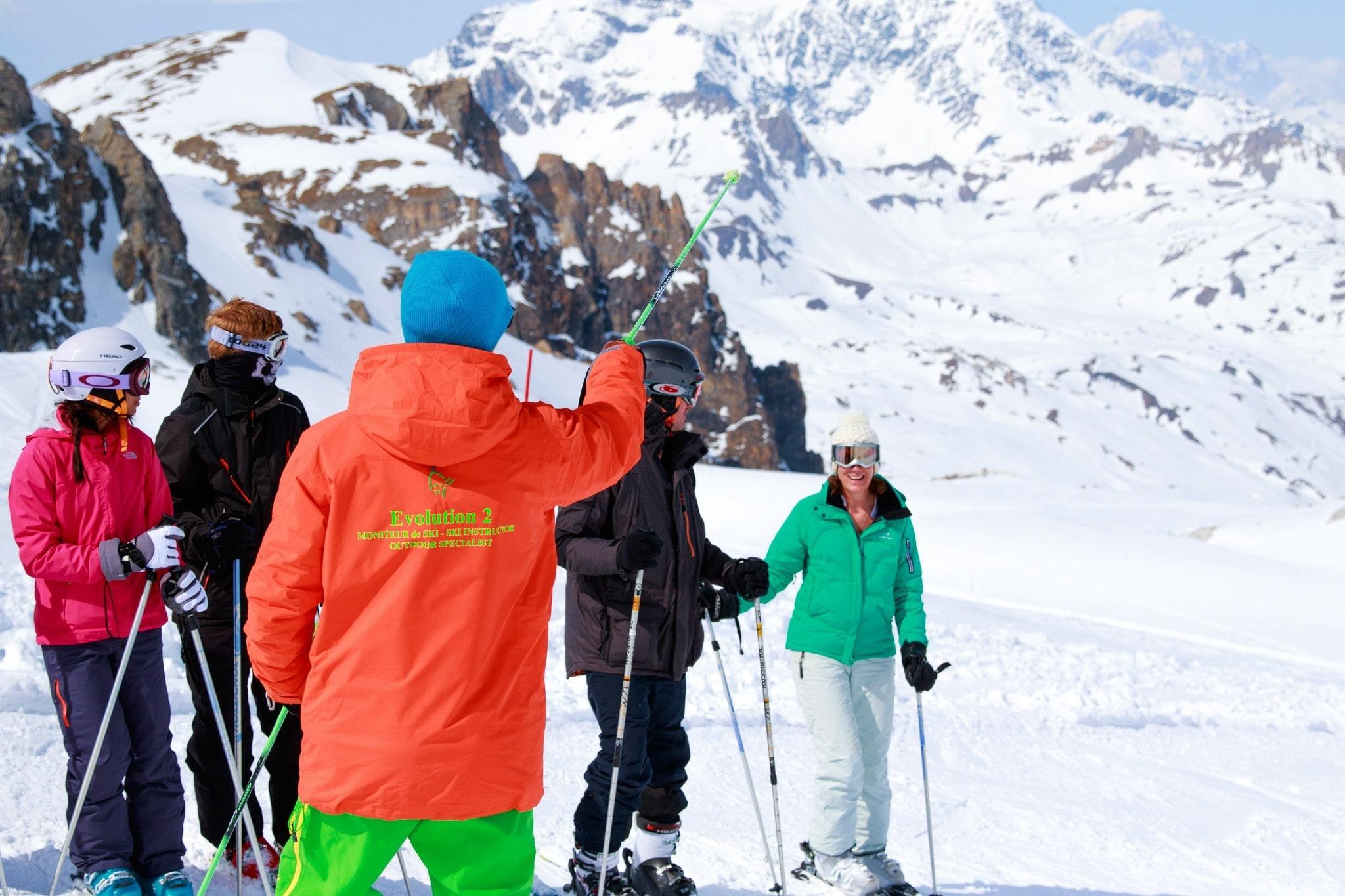 Cours de ski Adultes (14+ ans) pour Tous niveaux - Vacances
