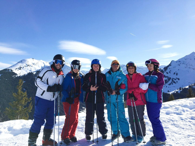 Cours de ski Adultes - Vacances