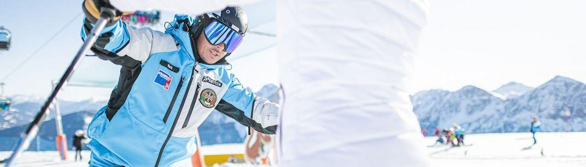 Adult Ski Lessons for All Levels