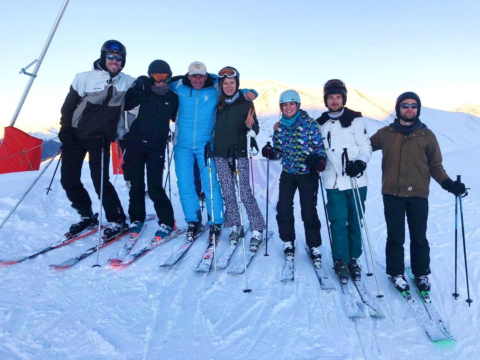 Cours de ski Adultes - Basse saison