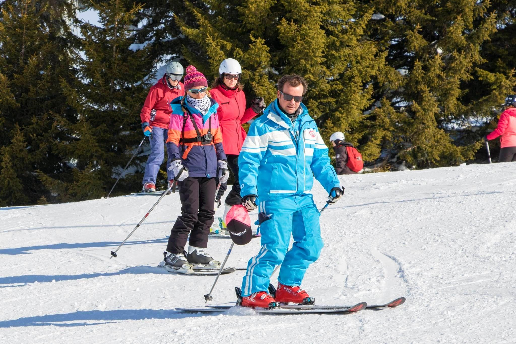 Cours de ski Adultes pour Tous niveaux - Basse saison