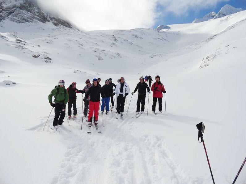 Cours de ski pour Adultes - Avec expérience